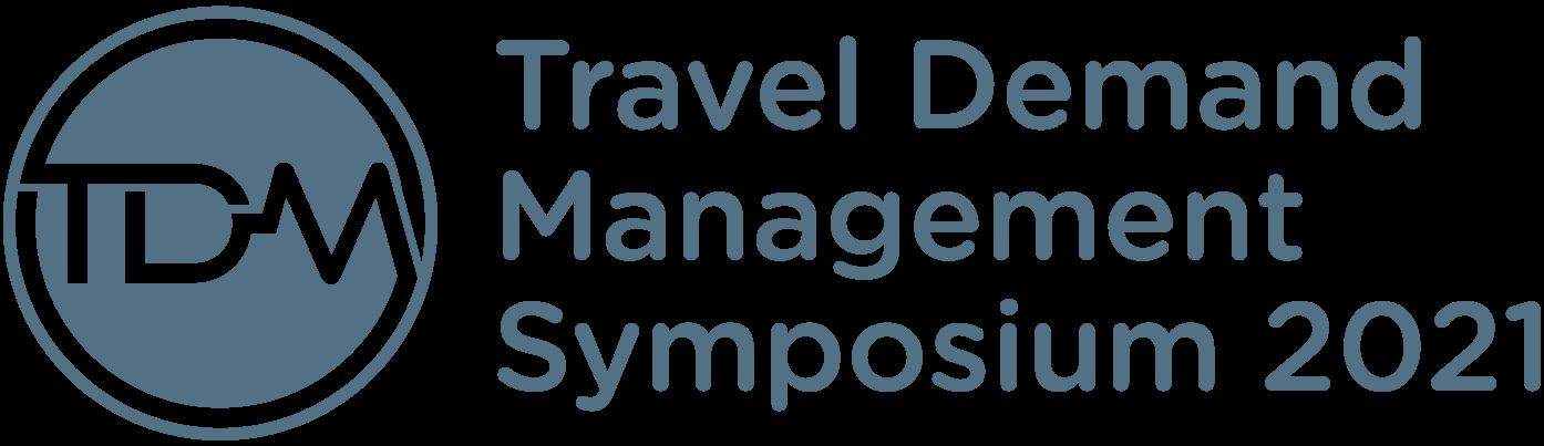 TDM Symposium 2021